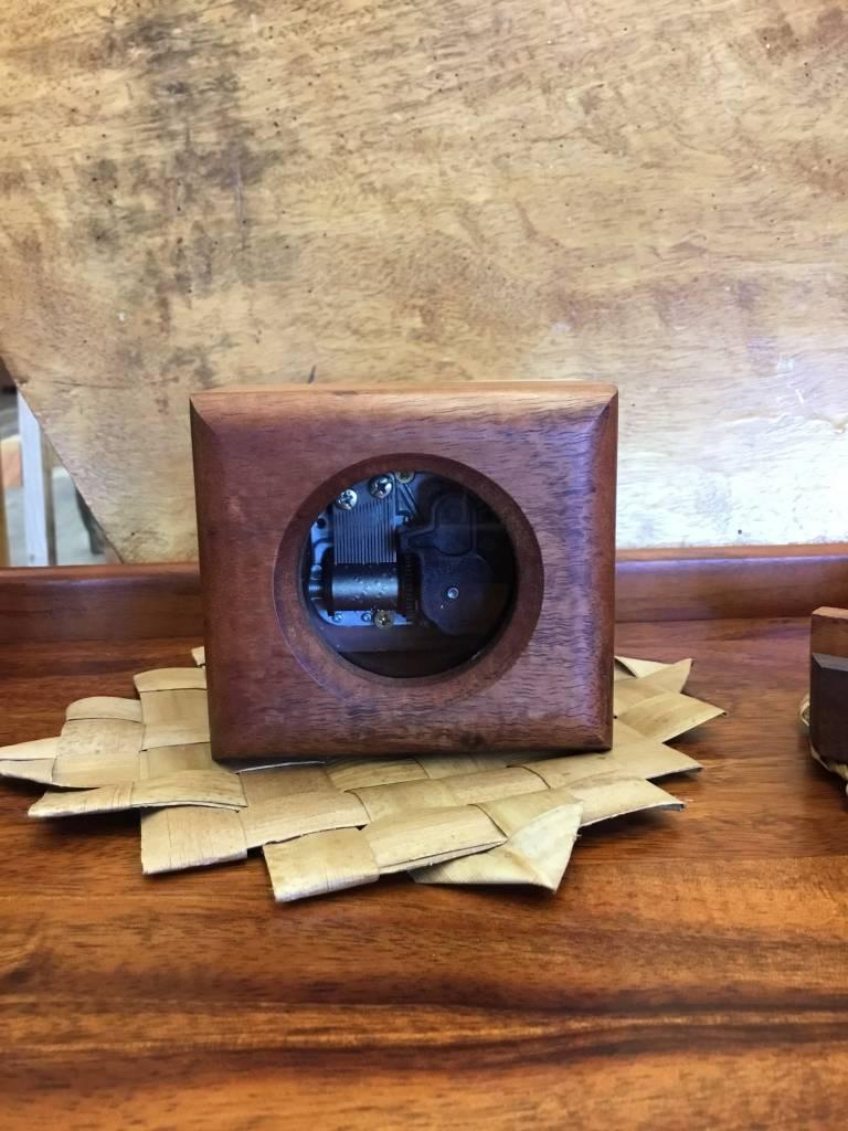 Koa Music Box
