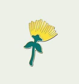 ʻŌhiʻa Lehua Mamo Pin