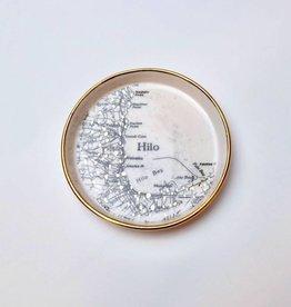 HILO MAP DISH