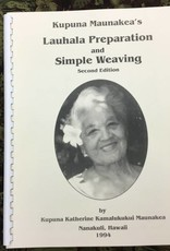 Lauhala Simple Weaving Book