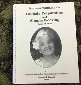 Lauhala Simple Weaving Book