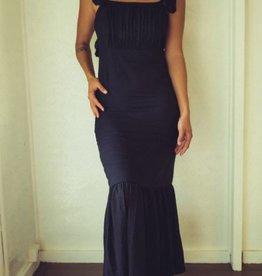 MIDNIGHT DRESS BLACK