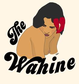 THE WAHINE GREETING CARD