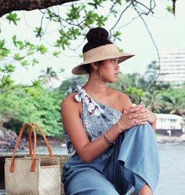 Hana Hou Small Indonesian Lauhala Bag