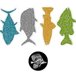 Fish Sticker Packs