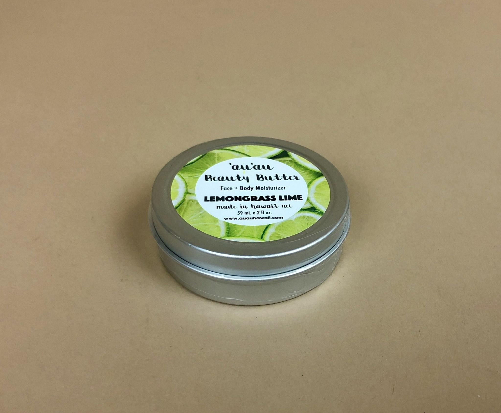 Hana Hou 'Au'au Beauty Butter Lemongrass Lime
