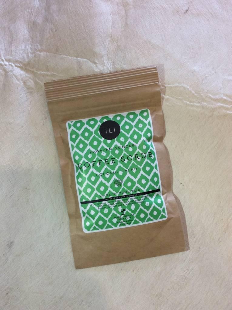 Mini Ili Coffee Scrub Coconut Cacao