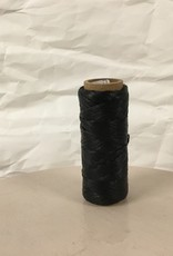 Black Imitation Sinew Small 34 Yrds/100 Ft 100% Polypropylene