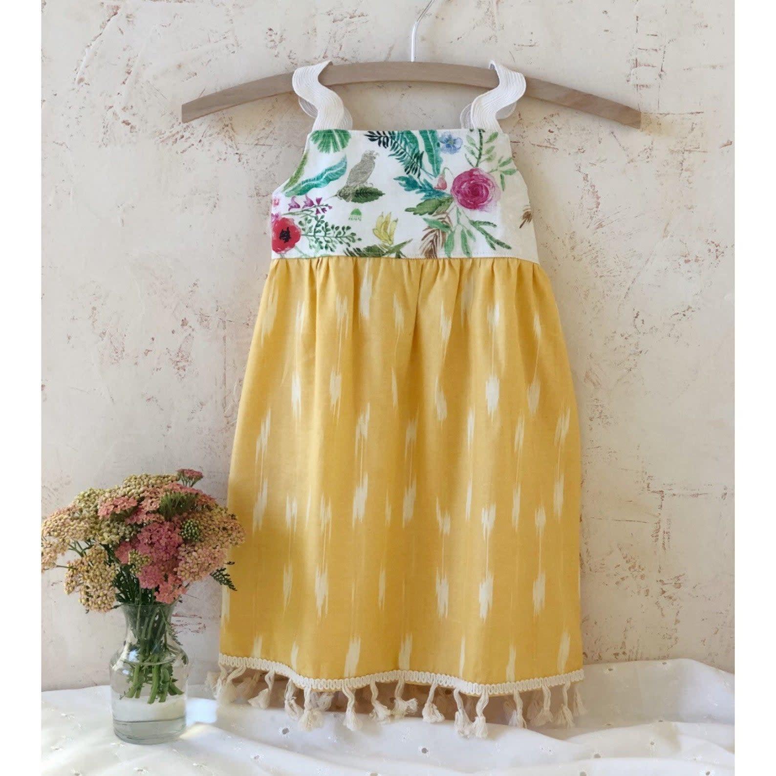 Tropical/Boho Dress