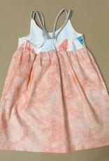 Orange Shell Dress