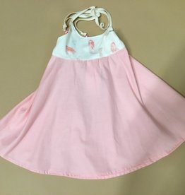 Pink Mermaid Dress