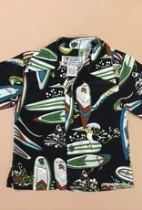 Keiki Silk Aloha Shirts