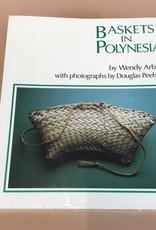 BASKETS IN POLYNESIA BOOK