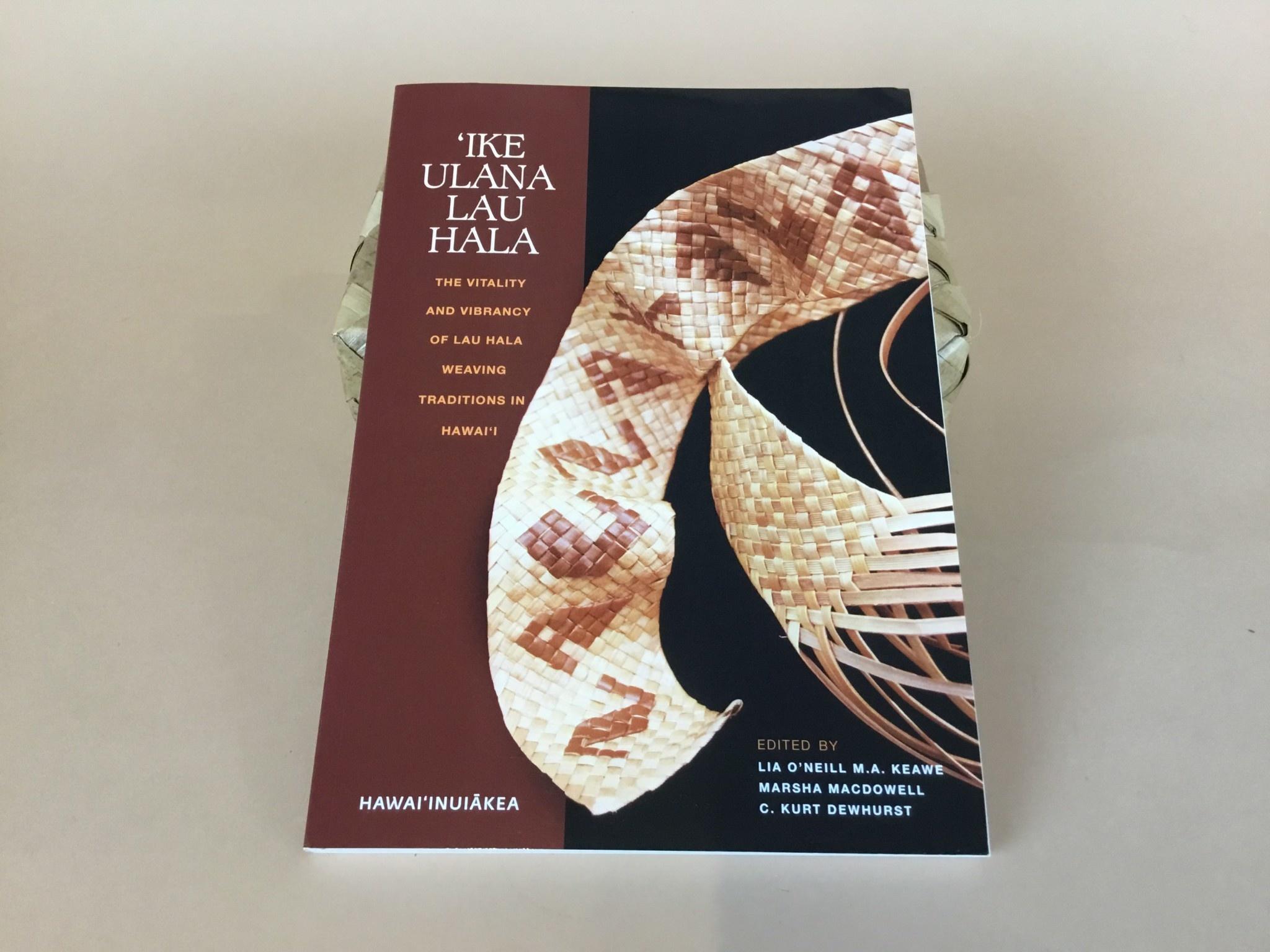 Hana Hou Ike Ulana Lau Hala Book