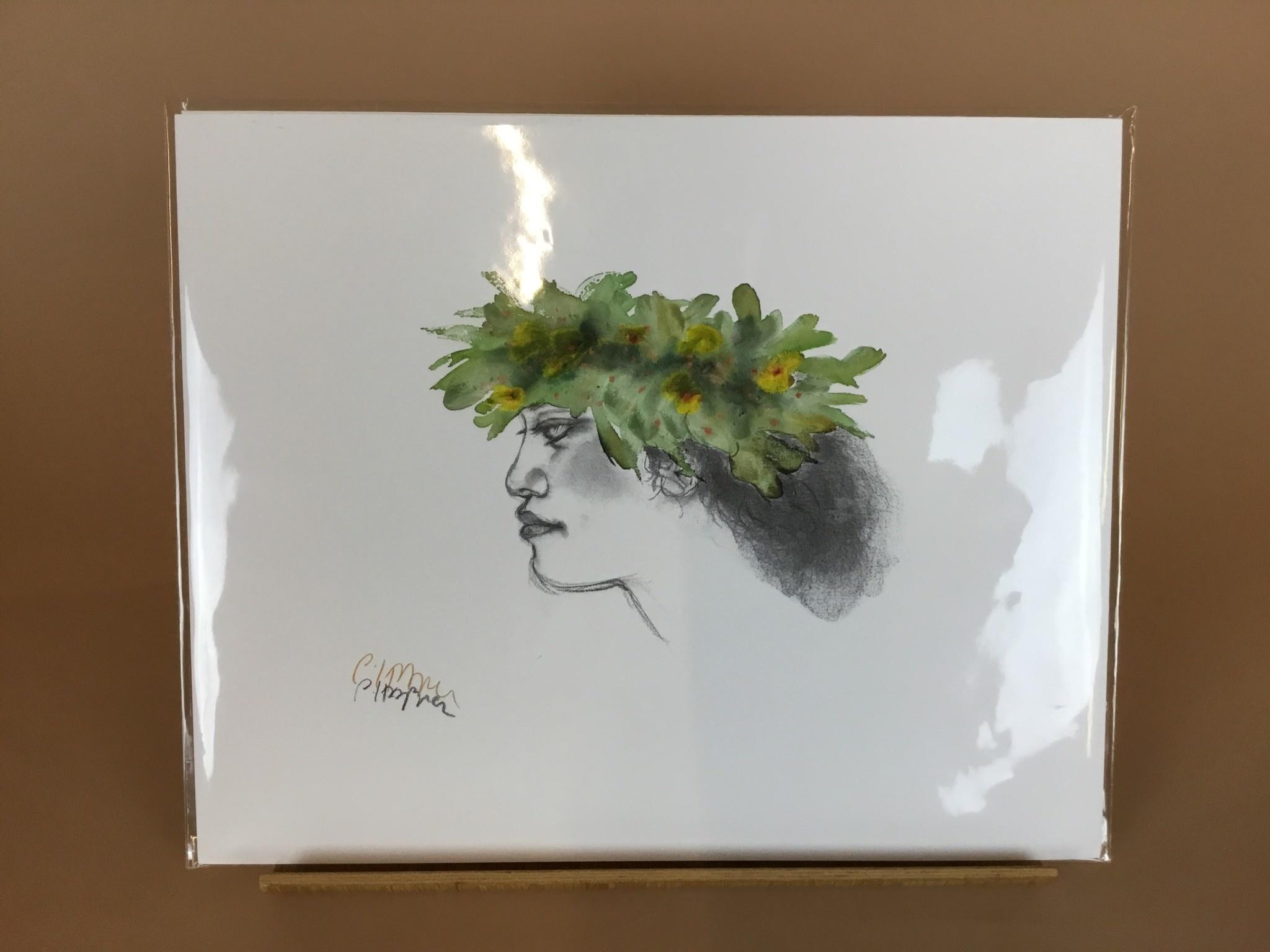 Pegge Hopper Print