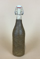 Made in Hilo Lauhala Bottle 12.5""