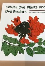 HAWAII DYE PLANTS BOOK