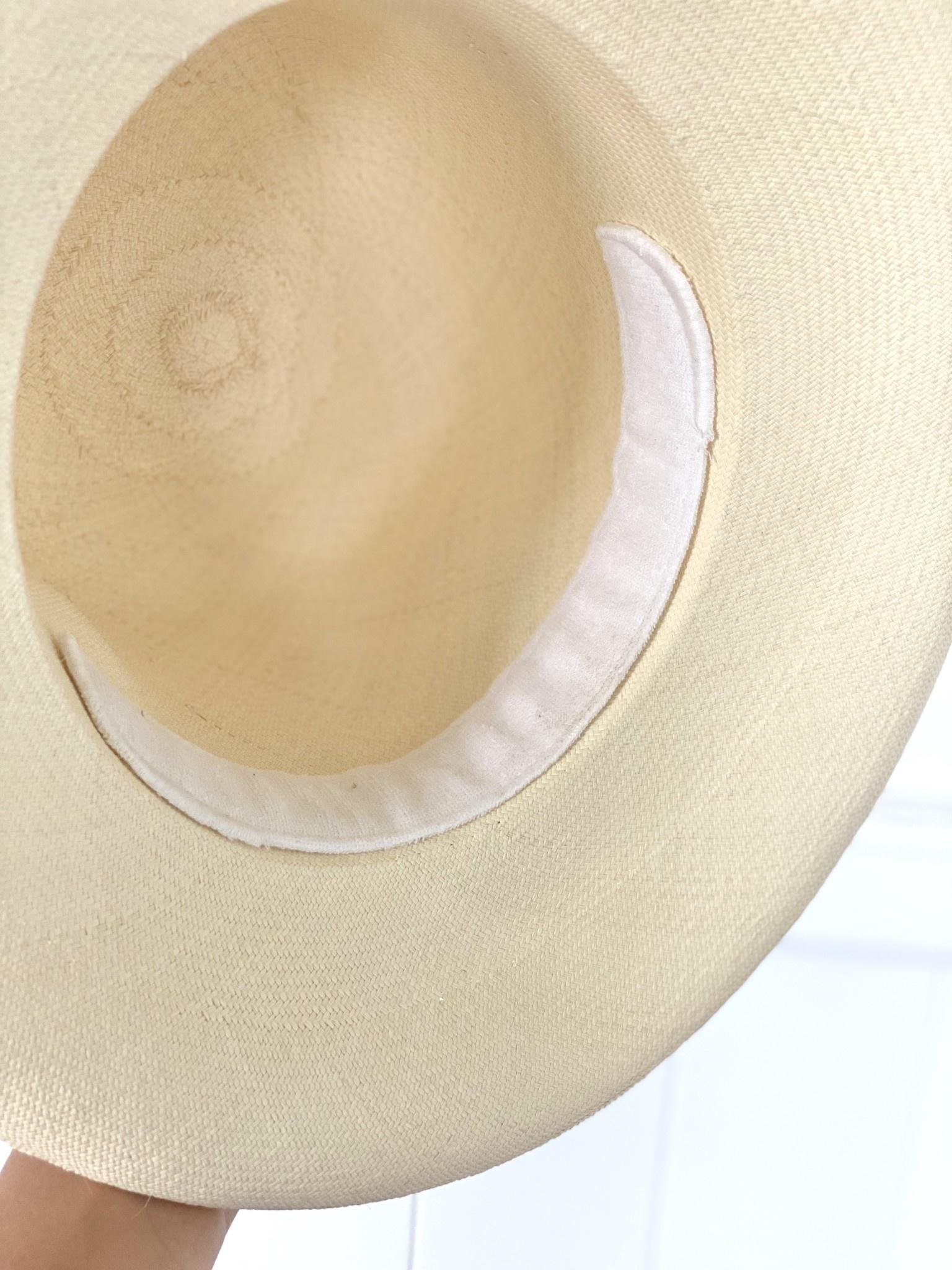 Papale Hat Sweatband Stick-On