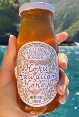 Raw Hoku Hawaiian Honey 12oz