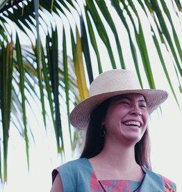 "Hana Hou Nēnē Pattern Loulu Pāpale 22.5"" Brim 3"""