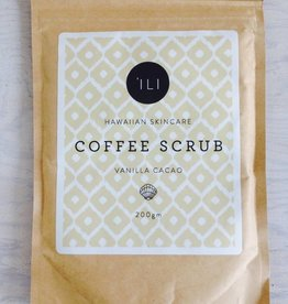 Ili Coffee Scrub