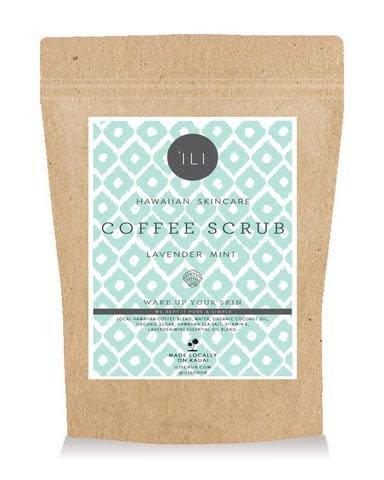 Mini Ili Coffee Scrub Lavender