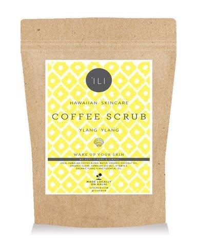 Mini Ili Coffee Scrub Ylang Ylang