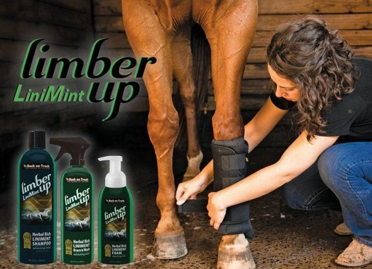 Liniments and poultice