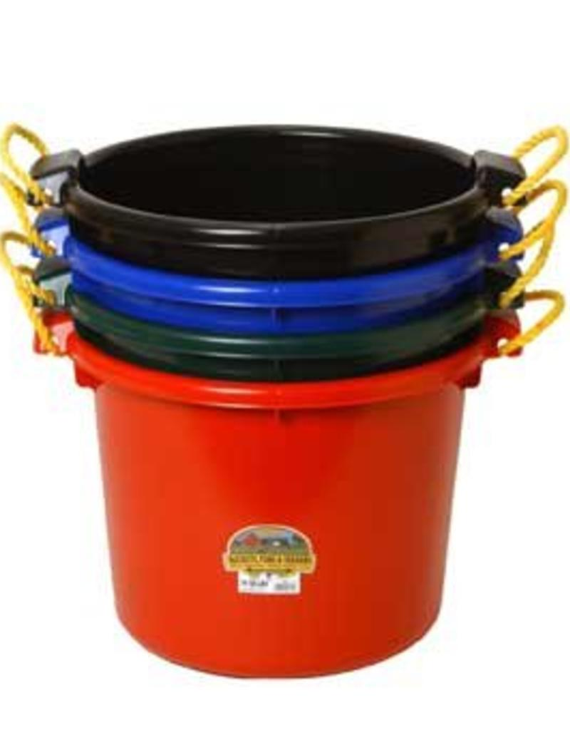Miller Manufacturing Muck tub