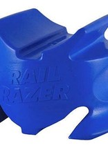 HORSEMEN S PRIDE INC Rail Razer - Blue - Set of 4