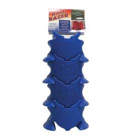HORSEMEN S PRIDE INC Rail Razer - Blue - Set of 4