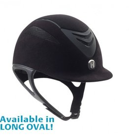 One K One K Defender Suede Helmet Black Medium