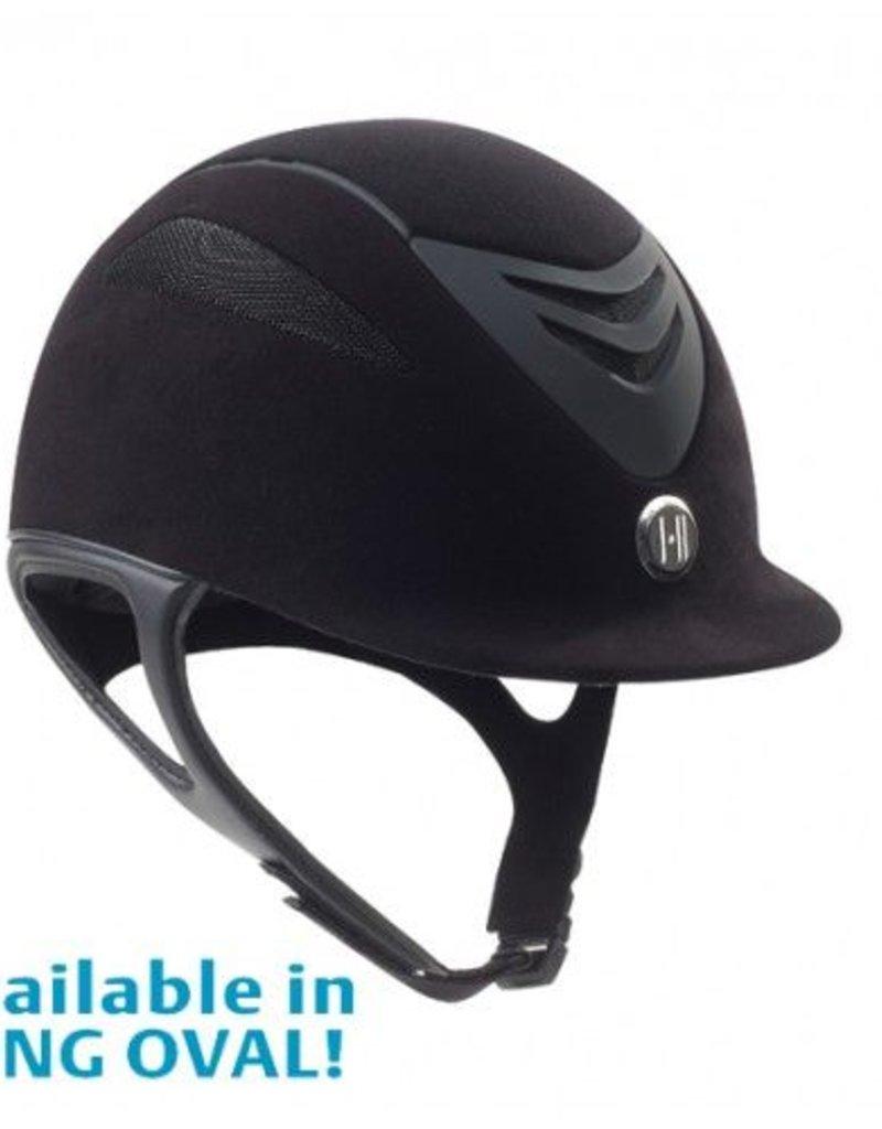 One K One K Defender Suede Helmet Black Medium