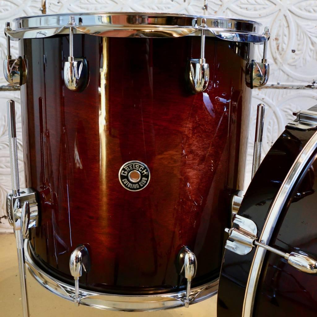 Gretsch Gretsch Catalina Club Gloss Antique Burst Drum Kit 18-12-14in