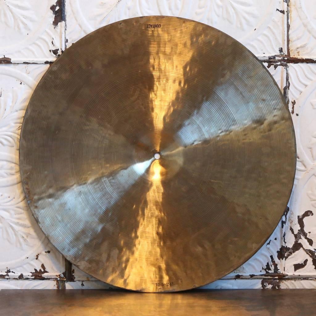 Dream Cymbale ride Dream 10e anniversaire flat édition limitée 24po