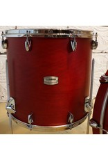 Yamaha Batterie Yamaha Tour Custom Candy Apple Satin 22-10-12-16po