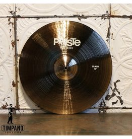 Paiste Paiste 900 Crash Cymbal 19in