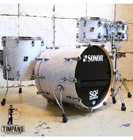 Sonor Sonor SQ2 Select White Marine Pearl Drum Kit 22-10-12-16in