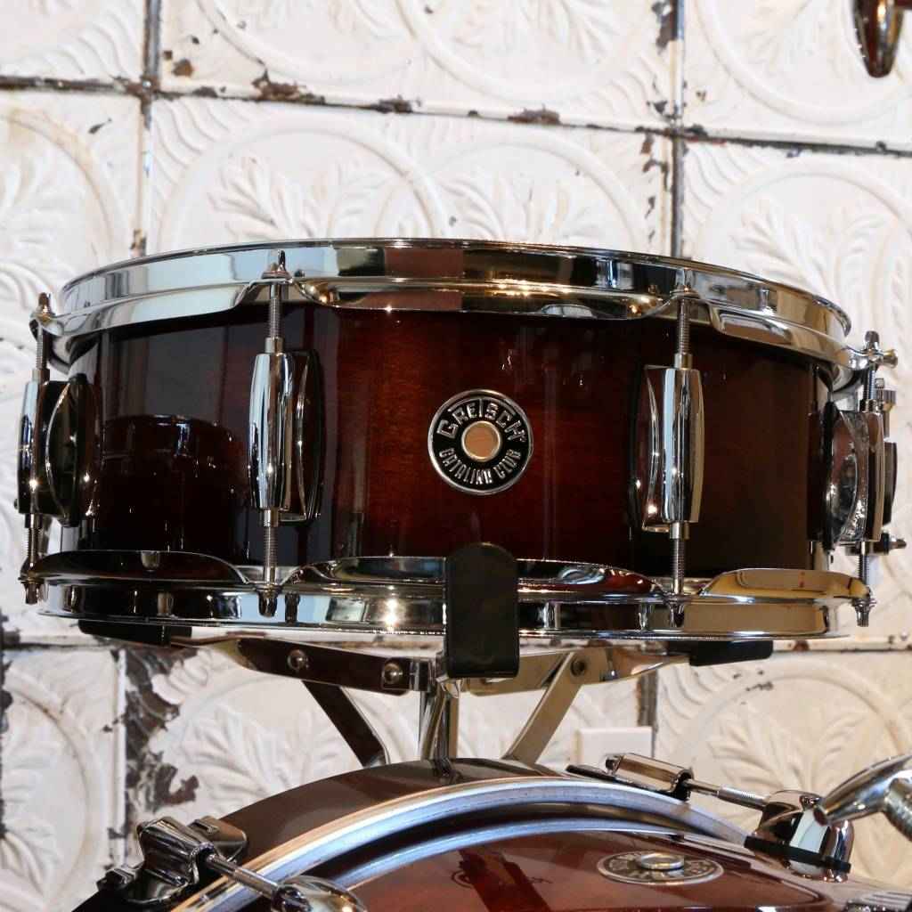 Gretsch Batterie Gretsch Catalina Club Gloss Antique Burst 20-12-14po + caisse claire 14po
