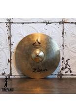 Zildjian Used Zildjian A Custom Medium Crash Cymbal 16in