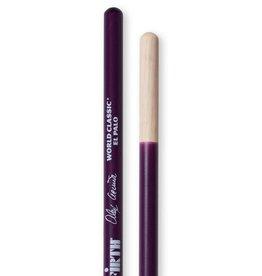 "Vic Firth Vic Firth Alex Acuna Purple Timbale Stick 1/2"""