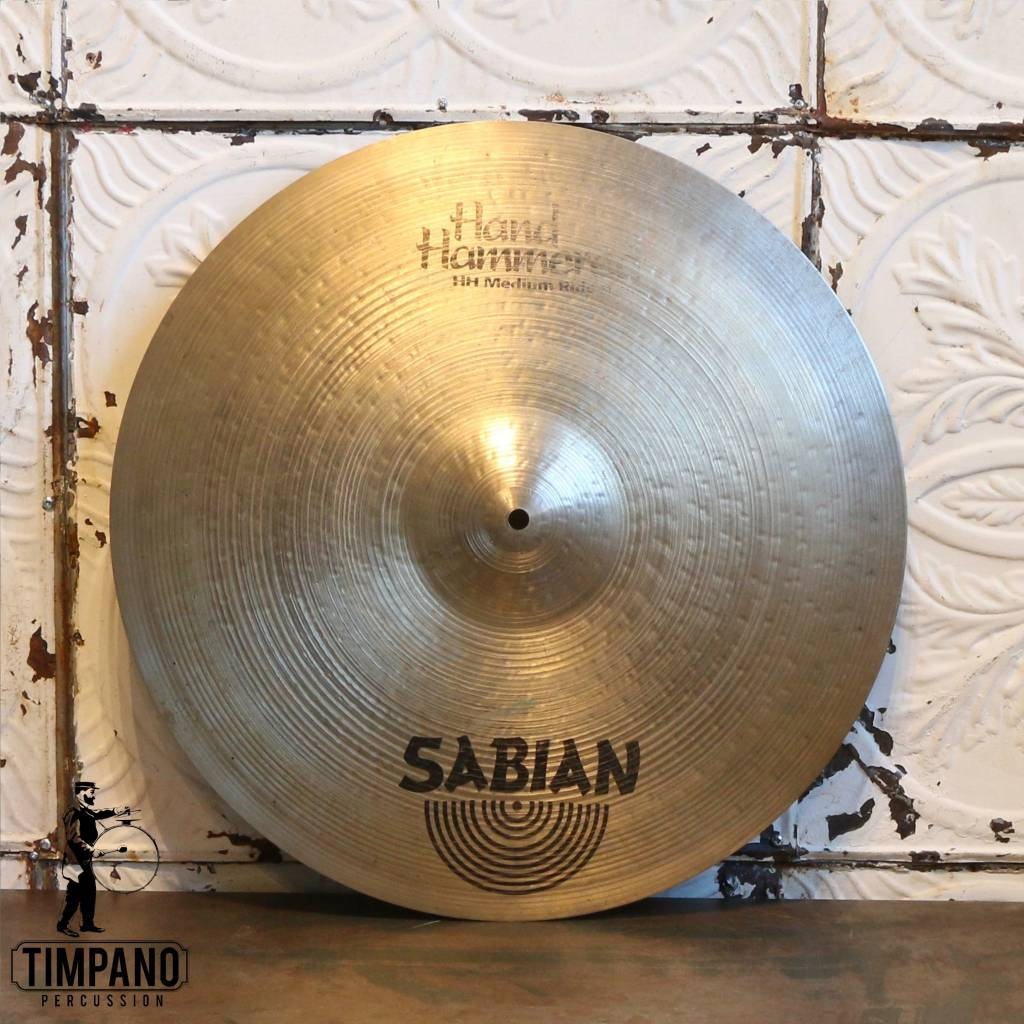 Sabian Cymbale ride usagée Sabian HH Medium 20po