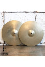 Zildjian Used Zildjian Avedis Hi-hat Cymbals 15in
