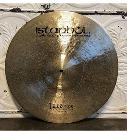 Istanbul Agop Cymbale ride usagée Istanbul Agop Jazz 20po