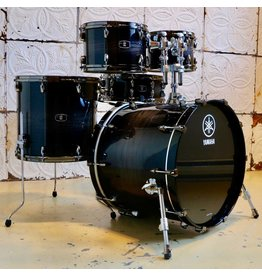 Yamaha Yamaha Live Oak Black Shadow Sunburst Drum Kit 22-10-12-16in + 14x5.5in snare