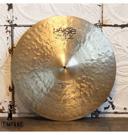 Paiste Used Paiste Masters Dark Crisp Ride Cymbal 22in