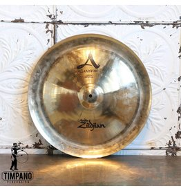 Zildjian Used Zildjian A Custom Chinese Cymbal 18in
