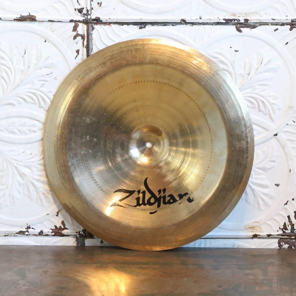 Zildjian Used Zildjian A Custom Chinese Cymbal 18in