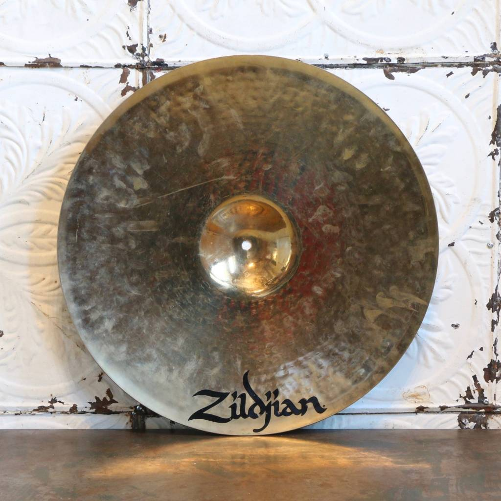 Zildjian Used Zildjian K Custom Medium Ride Cymbal 20in