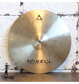 Istanbul Agop Cymbale ride usagée Istanbul Agop Xist 22po